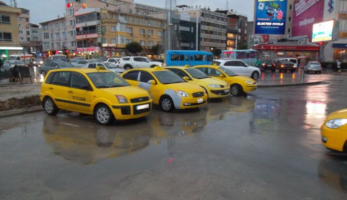 İçişleri Bakanlığı ticari taksiler ile ilgili genelge yayınladı