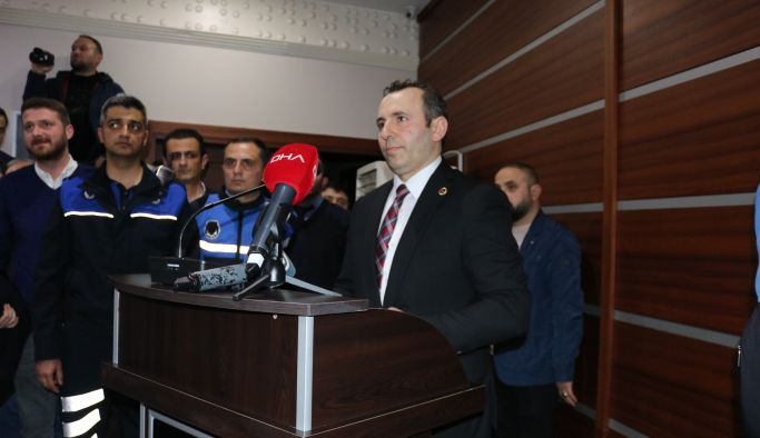 Yalova Belediye Meclisi 'Mustafa Tutuk' dedi
