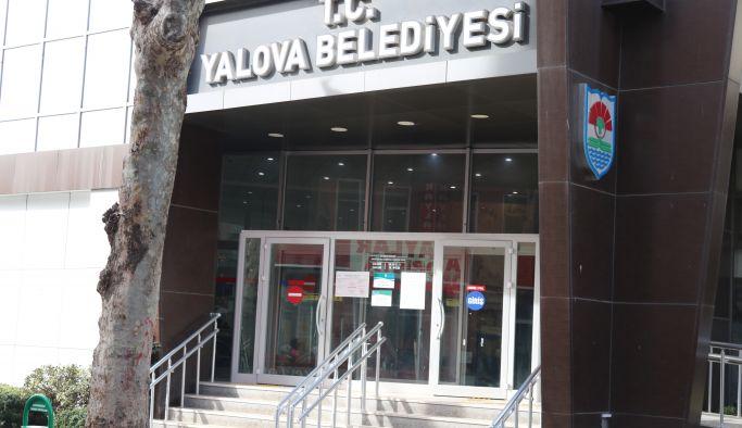Yalova Belediyesinde 5 gözaltı