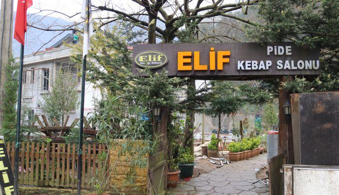 Elif Pide ve Kebap Salonu yenileniyor