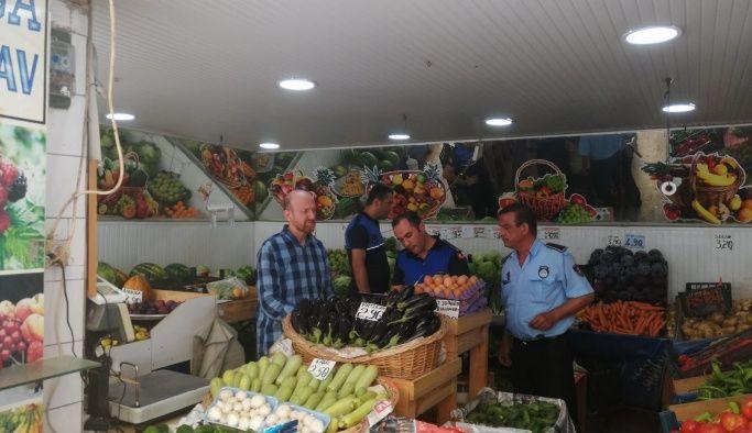 Kasap, manav, kuruyemişçi, balıkçı vb. gıda satış yerlerinde alınması gereken önlemler