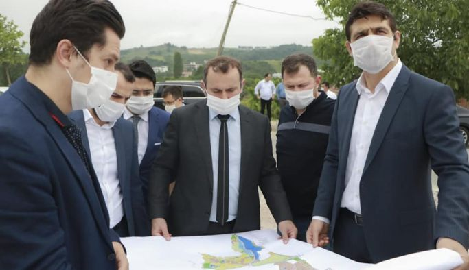 Tutuk, kent trafiğini rahatlatmak istiyor