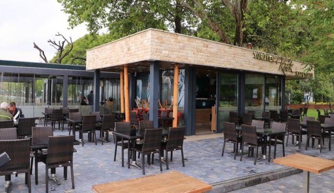 Engelsiz Cafe, Köşk Kafe ve Emekliler Lokali hizmet vermeye başladı