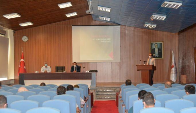 BİK'dan Yalova'da bilgilendirme toplantısı