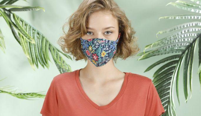 Yeşim'in maskeleri ilk kez Özdilek'te