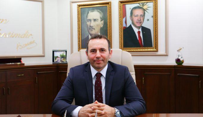 Başkan Tutuk'un 30 Ağustos Zafer Bayramı mesajı