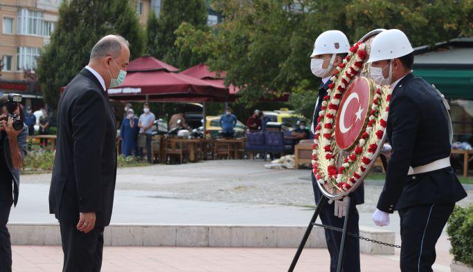19 Eylül Gaziler Günü, Yalova'da anıldı