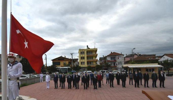 Altınova'da Gaziler Günü kutlandı
