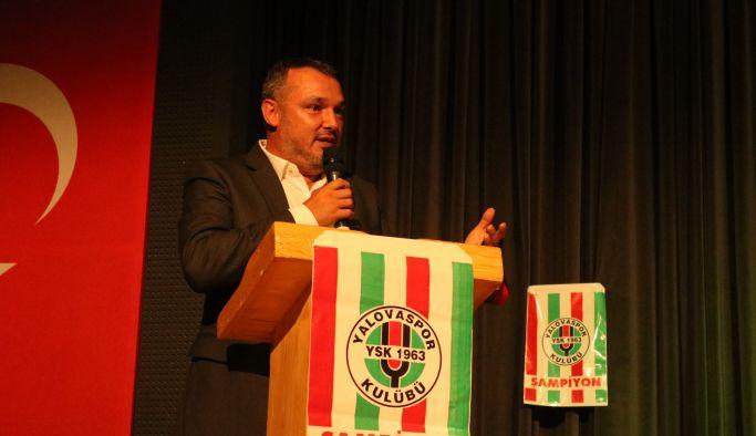 Onay Tuna yeniden başkan seçildi