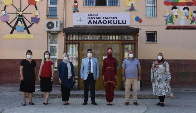 Yeniyol'un okul ziyaretleri devam ediyor