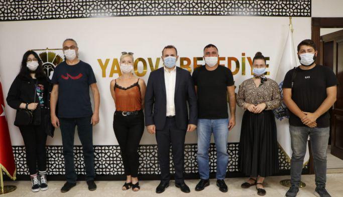 YGC'den Tutuk'a ziyaret