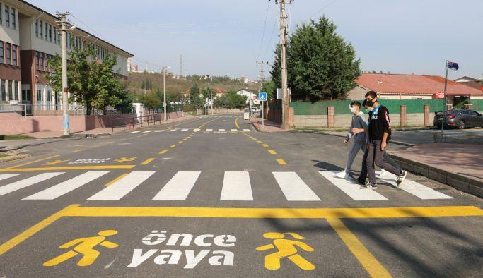 18 yıllık asfalt sorunu çözüldü