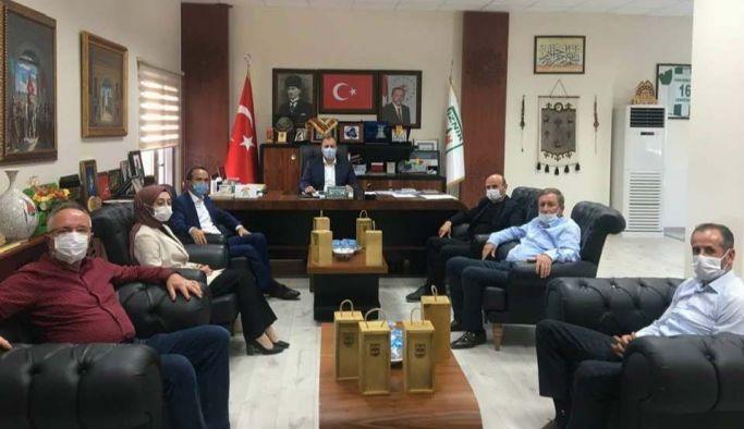Altınova'dan İznik'e ziyaret