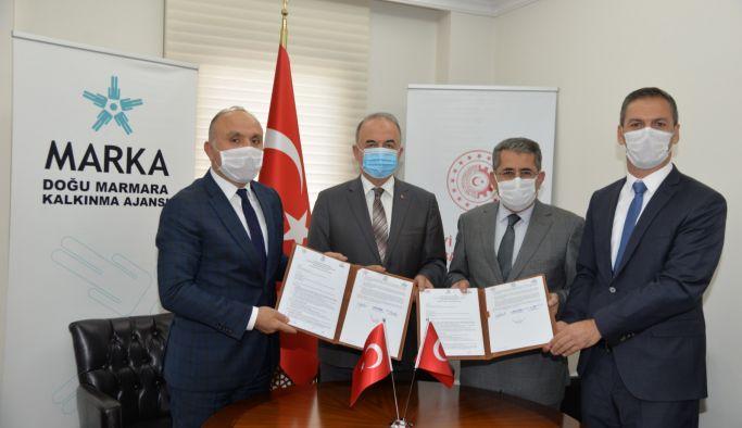 Engelli gençleri Tersane sektörüne kazandıracak proje imzalandı