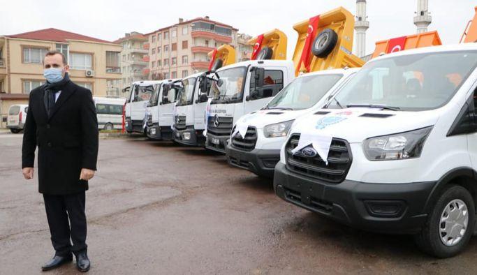 Yalova Belediyesi temizlik filosu 29 araca ulaştı