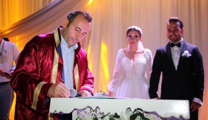 2020 yılında 850 nikah akdi gerçekleştirildi