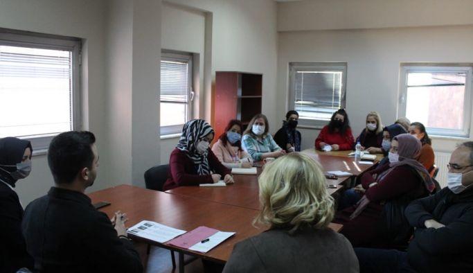Bilgilendirme toplantısı gerçekleştirildi