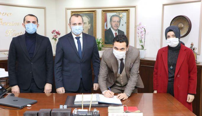 Hızlı ve etkin hizmet için protokol imzaladılar