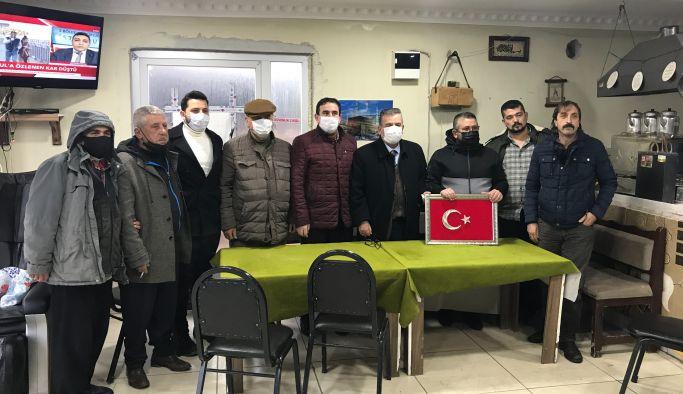 İYİ Parti'den Yalova Romanlar Derneğine ziyaret