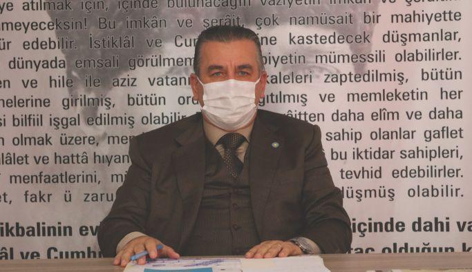 """Tatar; """"Sağlıkçılarımıza minnettarız"""""""