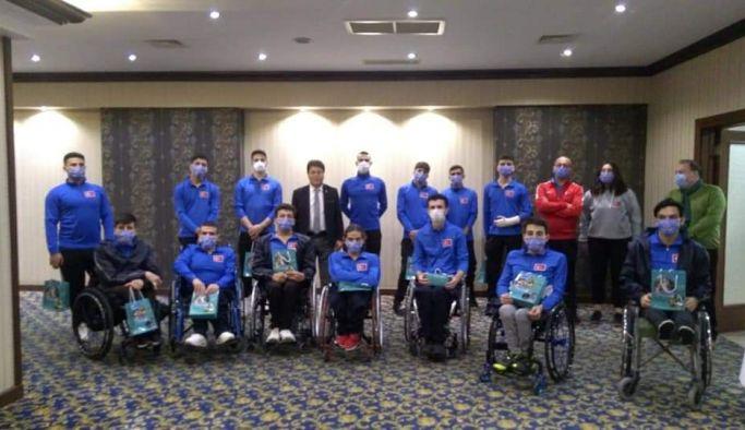 Avrupa şampiyon takımı Yalova'da