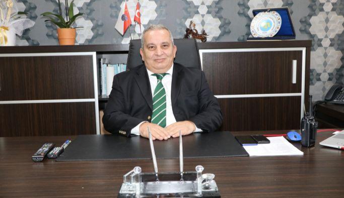 Çiftlikköy'ün yeni emniyet müdürü Tanju Koşar oldu