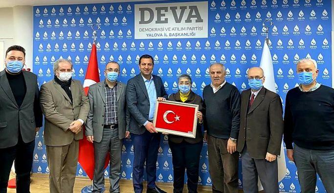Yeni Yaşam Engelliler Derneği'nden Demirhan'a iade-i ziyaret
