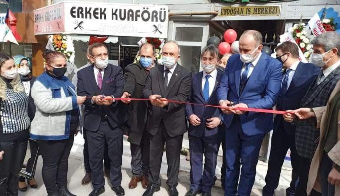Afet Gönüllüleri artık Çınarcık'ta