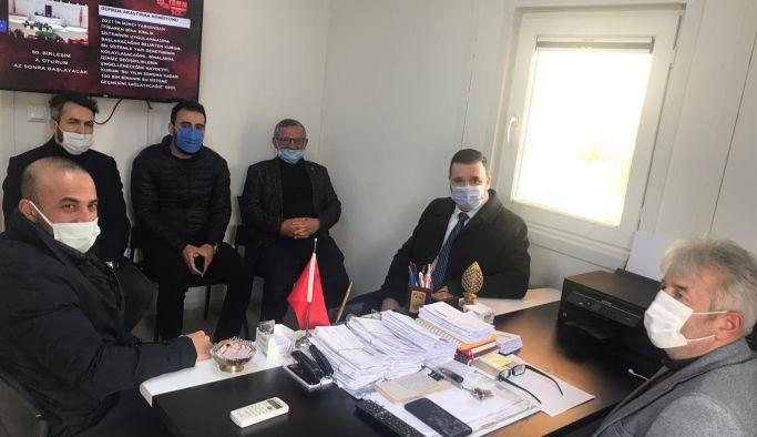 AK Parti ziyaretleri devam ediyor