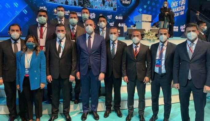 AK Parti yönetimi Ankara'da