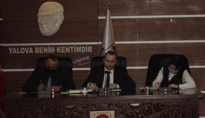 Belediye Meclis toplantısının ilk oturumu yapıldı