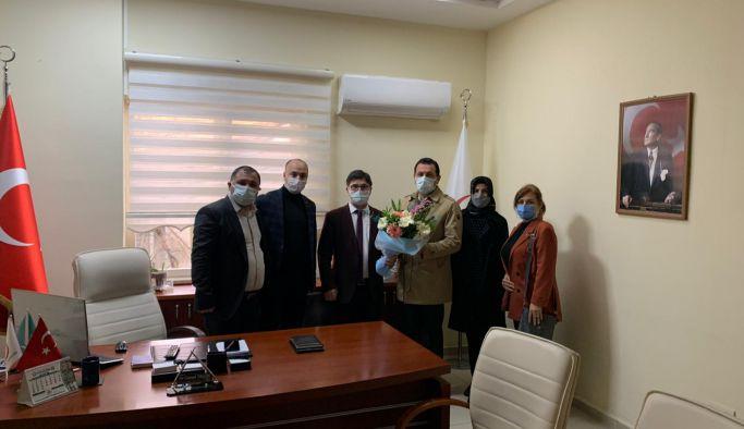 DEVA, Tıp Bayramı'nı bütün hastanelerde kutladı