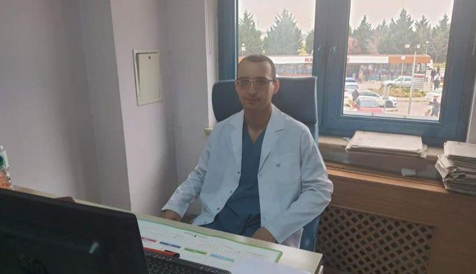 Devlet Hastanesinde yeni Kalp Cerrahı