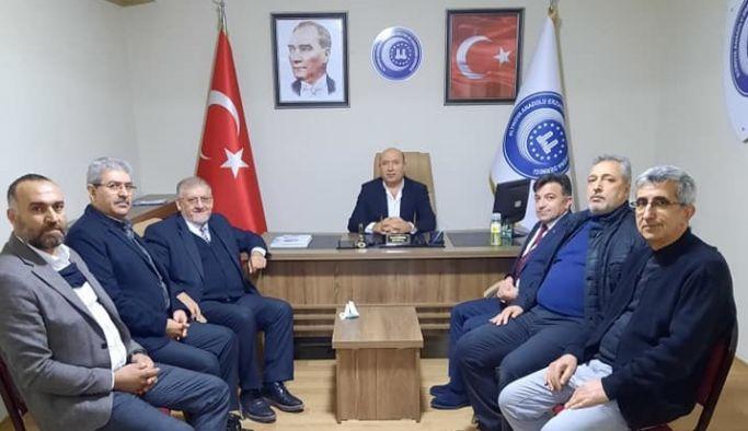 Erzurum Dernekleri toplandı