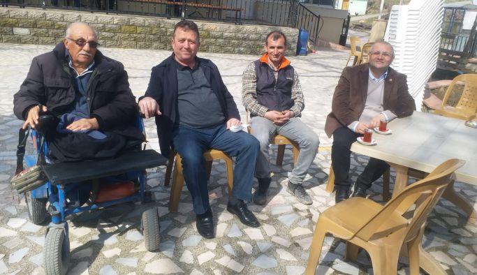 İlyasköy ve Çukurköy muhtarlık hizmet binalarının tadilatı yapılacak