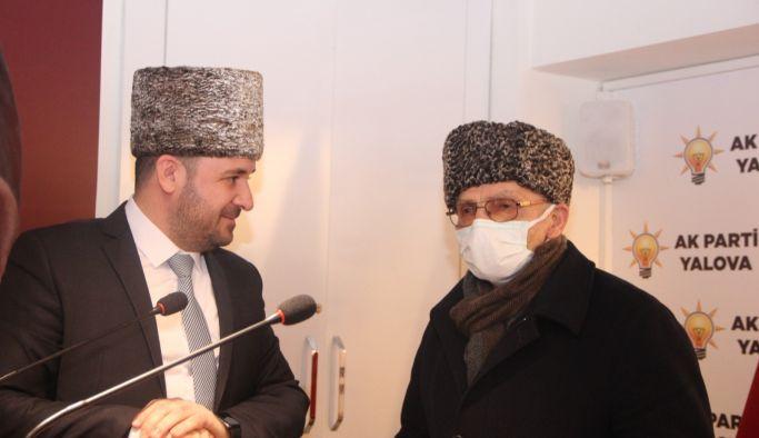 Kafkas camiasından Bağatar'a tam destek