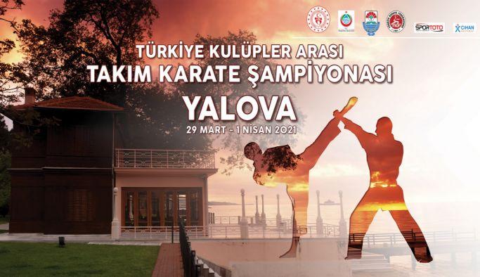 Karate Şampiyonası, Yalova'da başlıyor