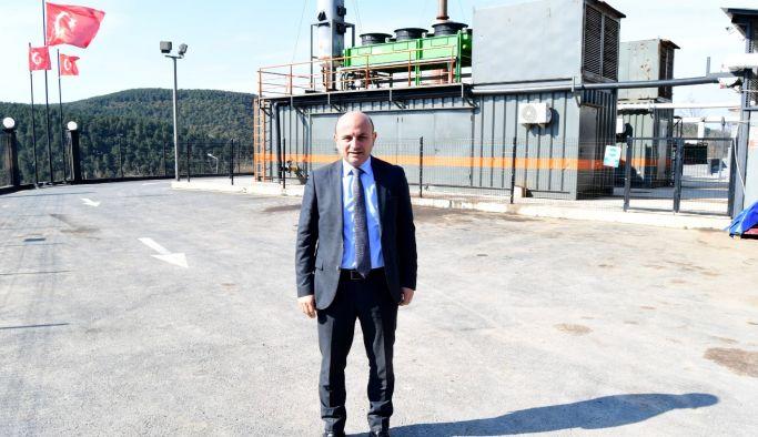 Katı atıktan 22 bin 348 MegaWatt elektrik üretildi