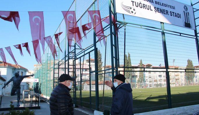 Şener'den Tutuk'a teşekkür