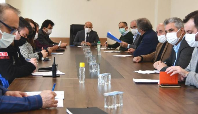 Altınova, Nisan Meclisini tamamladı