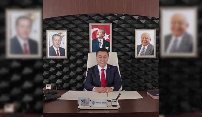 Başkan Kaçar, Covıd-19'a yakalandı