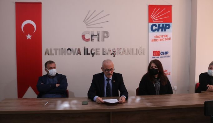 Başkan Kılıç, Başkan Dr. Metin Oral'a yüklendi