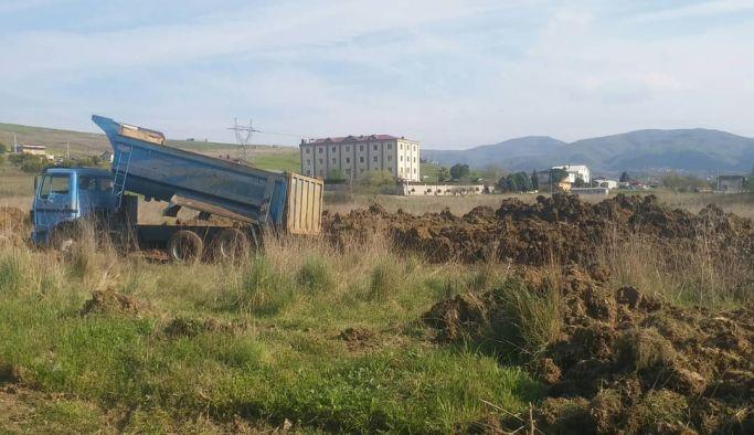Çiftlikköy'e eğitim yatırımı