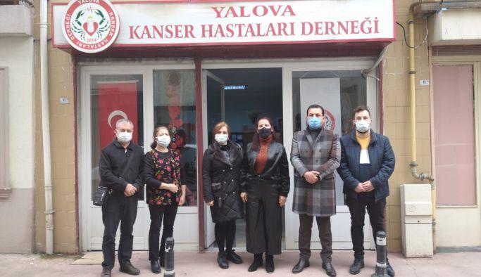 DEVA'dan, Kanser Haftası ziyaretleri