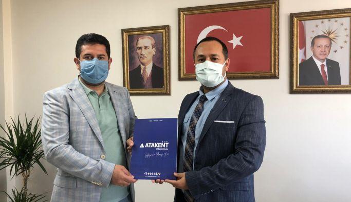 Personel A.Ş ve Atakent arasında sağlık indirim protokolü imzalandı