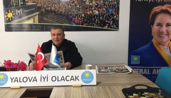 """Tatar, """"Şehri yönetenler, çarşı pazardan uzak"""""""