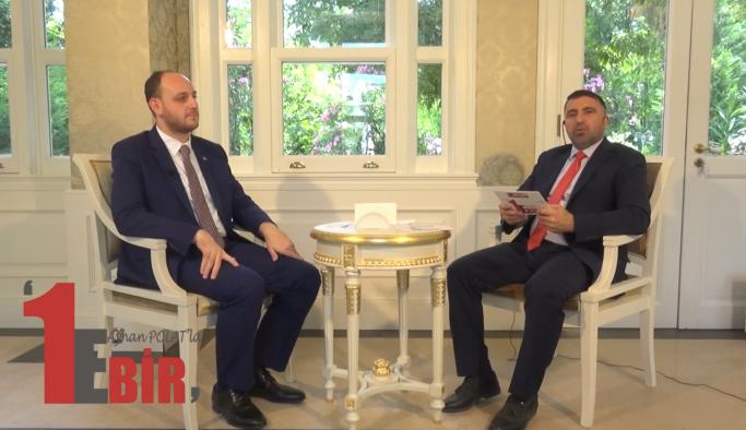 Polat, Ankara'da bir dizi ziyarette bulundu