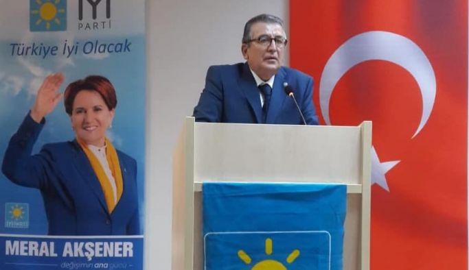 """Tatar, """"Küçük esnafı açlığa, yoksulluğa ittiniz"""""""