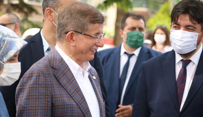 Ahmet Davutoğlu, Yalova'da konuştu