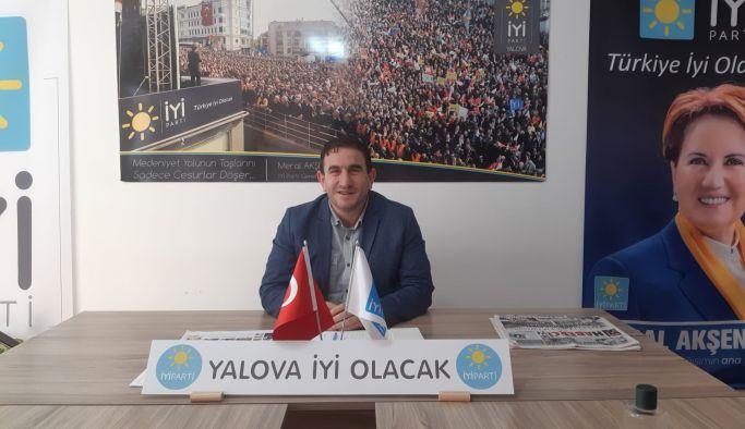 """Bayburtlu, """"Mustafa Tutuk'u ve Belediye yönetimini uyarıyoruz"""""""
